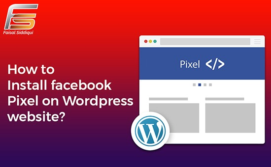 How to install facebook pixel on wordpress